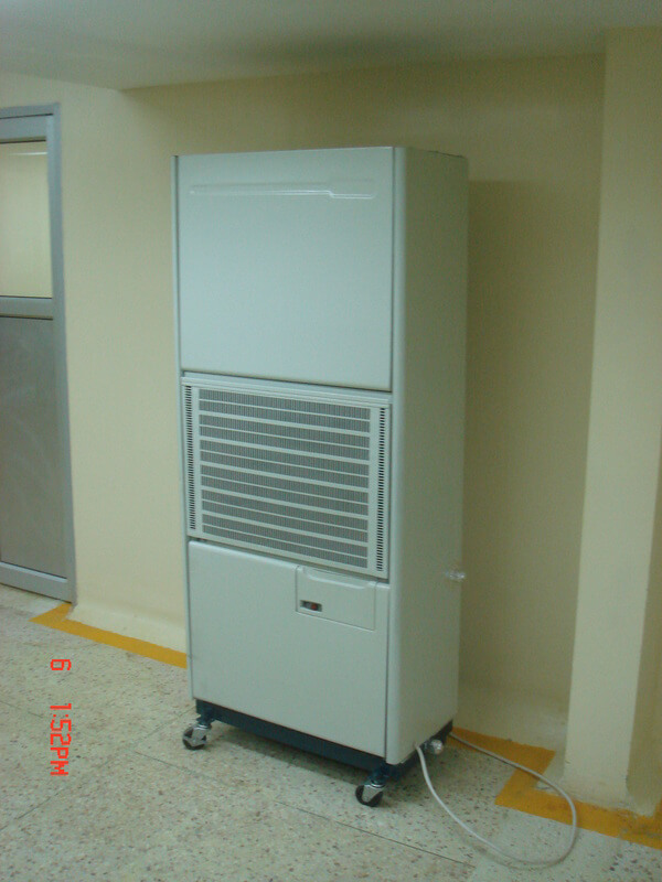 1 5 Amp 2 Ton Industrial Dehumidifier For Sale